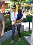Kim Kardashian and Mason