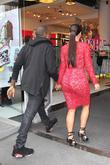 Kim Kardashian, Kanye West and Selfridges