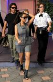 Kim Kardashian shopping in Miami Beach with best...