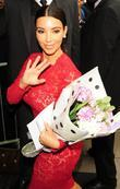Kim Kardashian and Selfridges