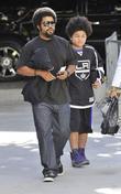 Ice Cube and Shea Jackson