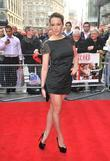 Emily Scott Klitschko - UK film premiere held...