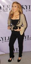 Adrienne Maloof The pre-opening cocktail party of Kyle...
