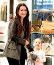 Kyle Richards and Portia