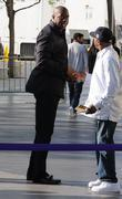 Magic Johnson and Staples Centre