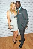 Rebecca Ferdinando and Jimmy Akingbola