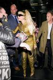 Lady Gaga and Manhattan Hotel