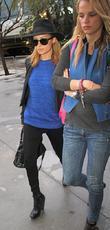 Nicole Richie and Staples Centre