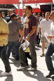 Mark Sanchez and Staples Center