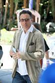Andy Garcia and Staples Center