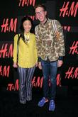 Alan Eckstein H&M hosts a private concert with...