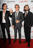 Nick Cave, Guy Pearce and Shia Labeouf