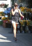 Lea Michele and Bristol Farms