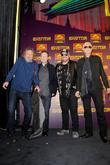 John Paul Jones, Jimmy Page, Robert Plant, Jason Bonham, Led Zeppelin, Celebration Day, Press Conference and New York City