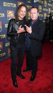 Kirk Hammett and Ross Halfin