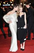 Anne Hathaway, Amanda Seyfreid and Empire Leicester Square