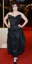 Helena Bonham Carter, Les Miserable, Odeon, Leicester Square, London and England