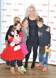 Debbie Wright Let Children Dream party held at...