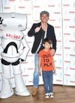 Joe Swash Let Children Dream party held at...