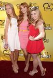 Caroline Sunshine and Bella Thorne