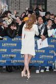 Lana Del Rey Celebrities at The Ed Sullivan...