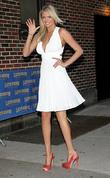Kate Upton, Ed Sullivan and The Late Show With David Letterman