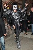 Gene Simmons, Kiss and Ed Sullivan Theatre