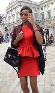 Tolula Adeyemi and London Fashion Week