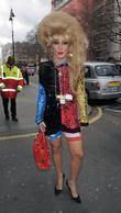 Jodie Harsh and London Fashion Week