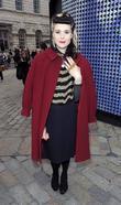 Kate Nash and London Fashion Week