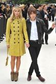 Suki Waterhouse and Miles Kane London Fashion Week:...