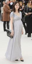 Sophie Ellis-Bextor and London Fashion Week