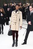 Denise Lewis and London Fashion Week