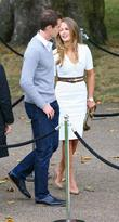 Andy Murray and Kim Sears London Fashion Week...