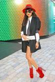 Jameela Jamil and London Fashion Week