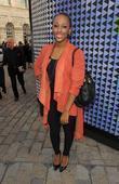 Alexandra Burke and London Fashion Week