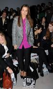 Louise Redknapp and London Fashion Week
