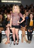Little Boots and London Fashion Week