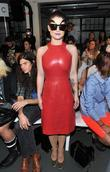 Kelly Osbourne and London Fashion Week