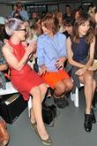 Kelly Osbourne, Alexa Chung, Pixie Geldof and London Fashion Week