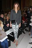 Alexa Chung and London Fashion Week