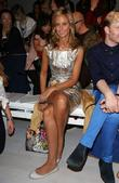 Lady Victoria Hervey and London Fashion Week