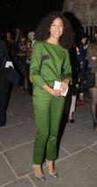 Corrine Bailey-Rae London Fashion Week Spring/Summer 2013 -...