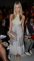 Laura Whitmore London Fashion Week Spring/Summer 2013 -...