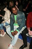 Kanye West and London Fashion Week