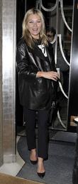 Kate Moss and London Fashion Week