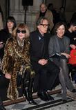 Anna Wintour, Bill Nighy and London Fashion Week