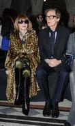 Anna Wintour, Bill Nighy, London Fashion Week