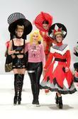 Jaime Winstone, Pam Hogg and London Fashion Week