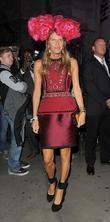 Anna Dello Russo London Fashion Week Spring/Summer 2013...